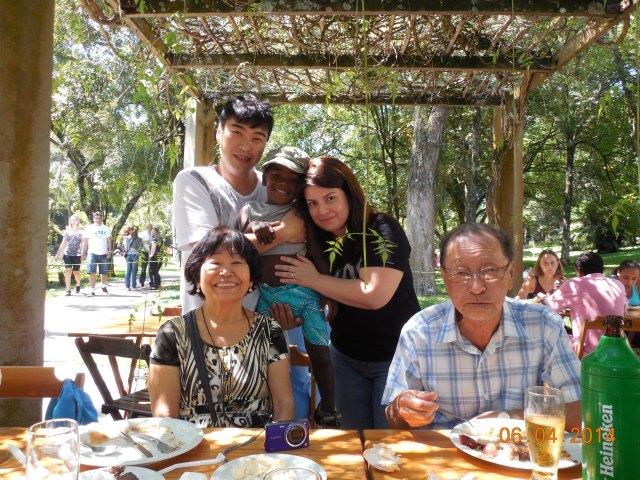 Família Nakaya