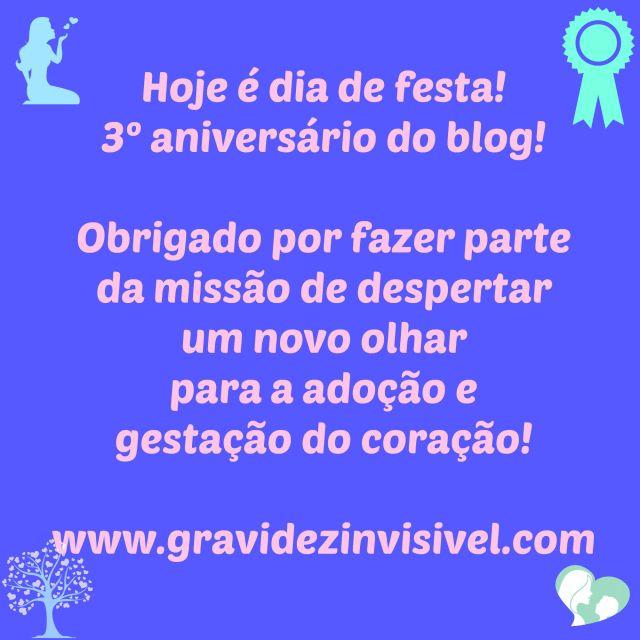 3 aniver blog
