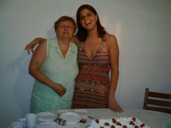 Ana e a mãe