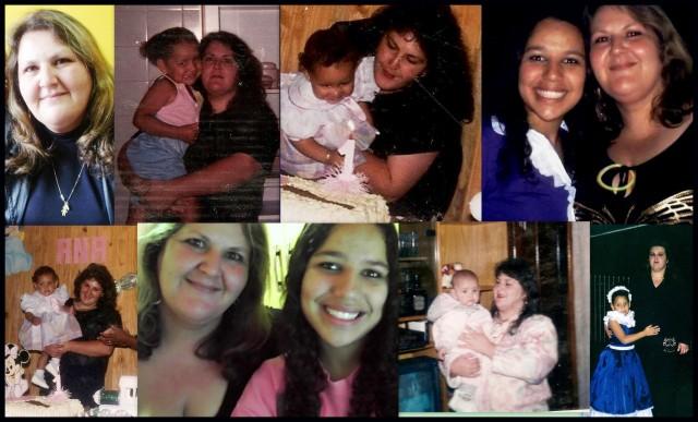 Ana Flávia e família